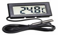 Цифровой термометр с выносным датчиком 1м